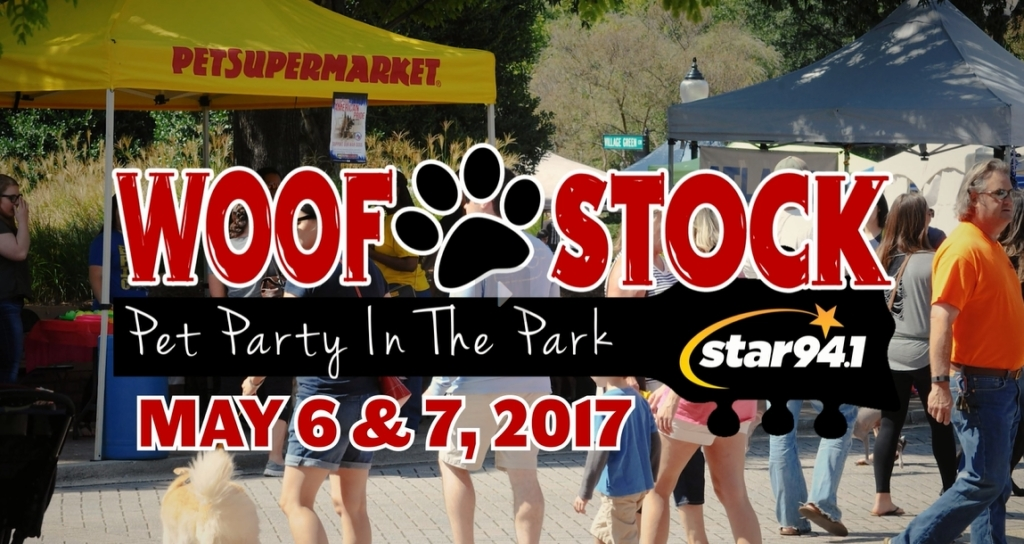 Paws for Life Joins in on Woofstock 2017
