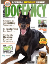 Dog Fancy Magazine Article October 2013, Kimberly Brenowitz