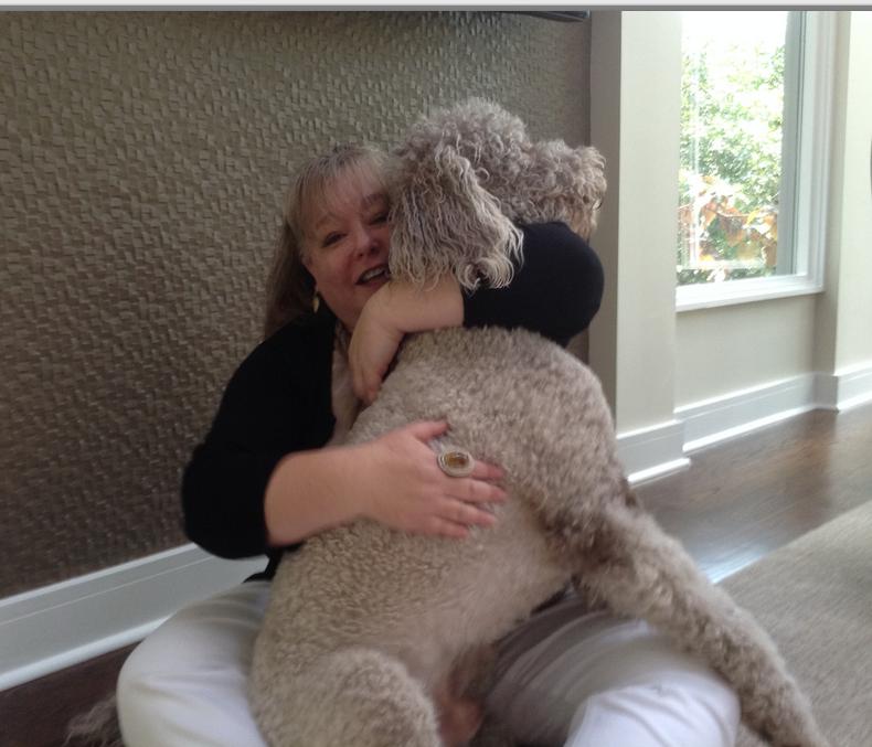 Pamela Grossman manages the Animals Deserve Better | Paws for Life website and is a Service Dog Handler