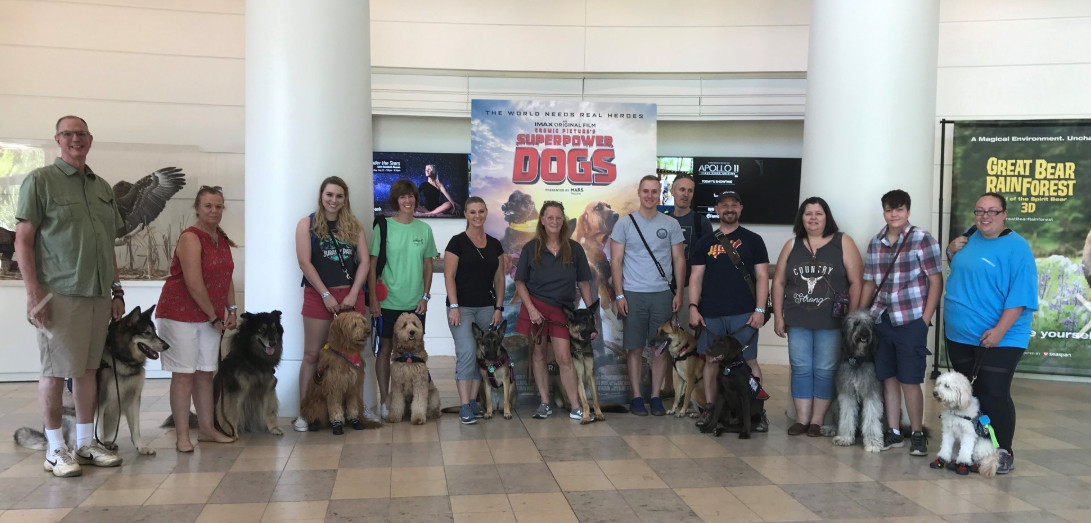 Animals Deserve Better | Paws for LIfe Service Dog Training at Fernbank