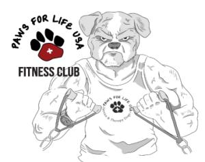 Paws for Life USA Fitness Club